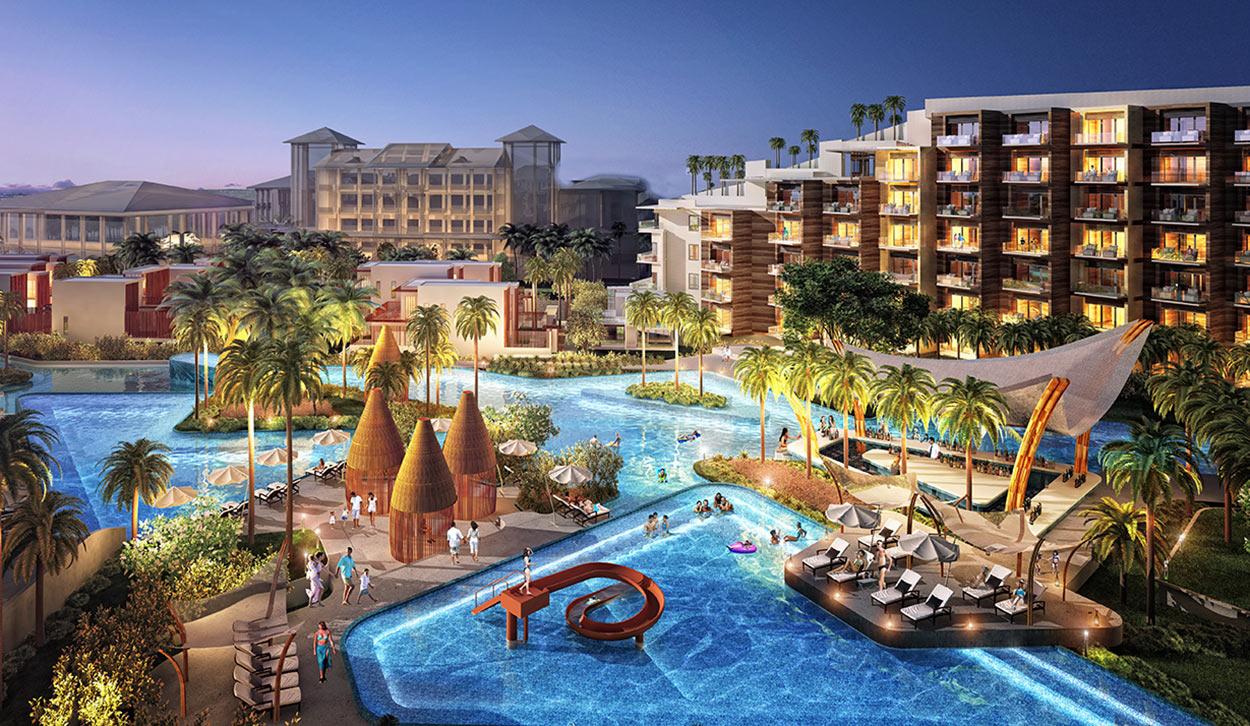 Tổng quan dự án Sun Grand City Nam Phú Quốc - Khu đô thị An Thới
