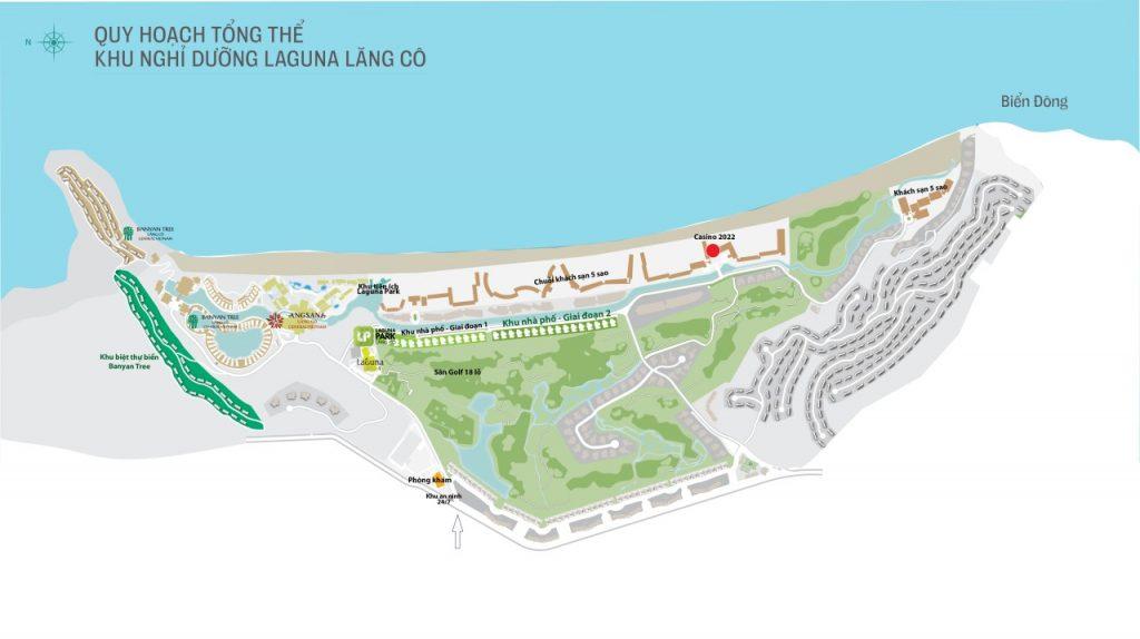 Quy hoạch tổng thể dự án Banyan Tree Residences