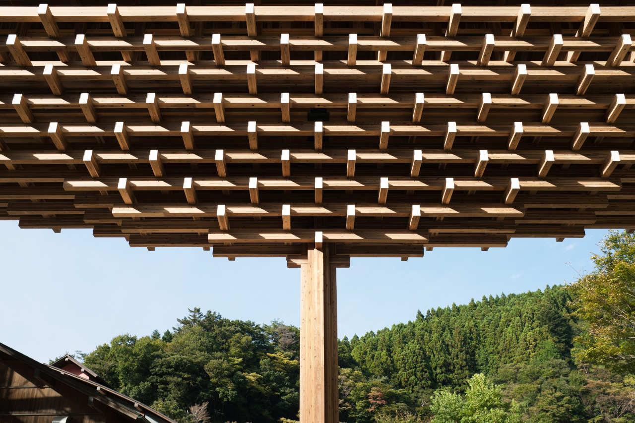 Yusuhara-Wooden-Bridge-Museum