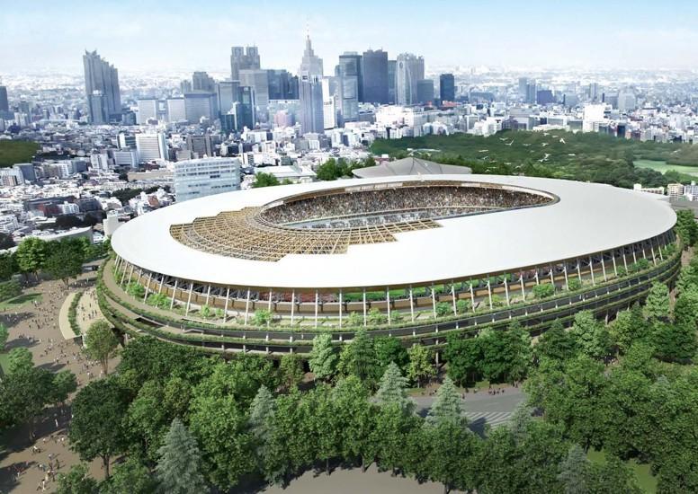 Sân vận động Olympic Tokyo