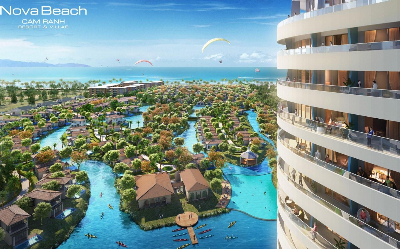 Tiềm năng phát triển của dự án NovaBeach Cam Ranh