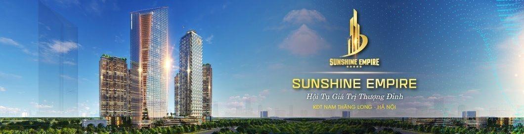 Một số dự án Sunshine Group đã triển khai