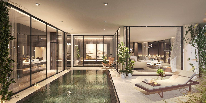 Thiết kế căn hộ The River Thủ Thiêm quận 2