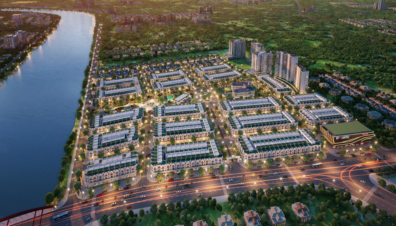 Thị trường sôi động: Tiến Lộc Garden trong ngày giới thiệu dự án