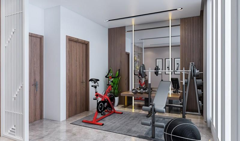 Khu vực Gym