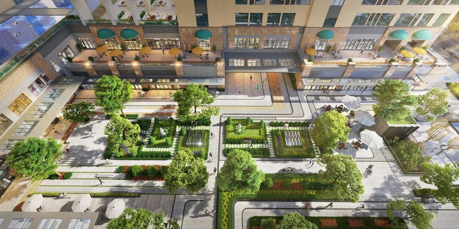 Novaland mở bán dự án Grand Manhattan ra thị trường